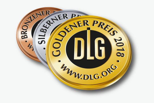 Medaillen DLG Awards :: DLG